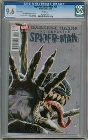 Superior Spider-man #25 J.G. Jones Venom Retail Variant 1:50 CGC 9.6 Marvel comic book
