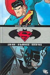 Superman Batman Graphic Novels