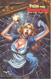 Tales From Wonderland Alice One Shot (2008) Zenescope comic book