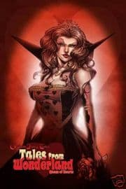 Tales From Wonderland Queen of Hearts #1 Zenescope US Import