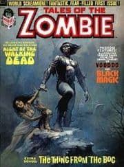 Tales Of The Zombie Magazine