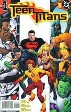 Teen Titans Comics (2003)