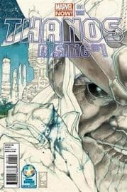 Thanos Rising #1 Diamond Summit C2E2 Chicago Retailer Variant Marvel comic book
