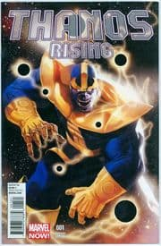 Thanos Rising #1 Marko Djurdjevic Retailer Variant 1:50 Marvel comic book