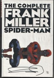 The Complete Frank Miller Spider-man Hardcover HC Graphic Novel Dynamic Forces Signed DF COA Ltd 99