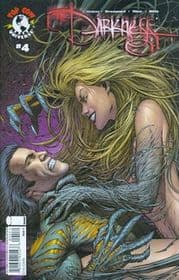 The Darkness #4 Keown Cover A (2008) Top Cow comic book