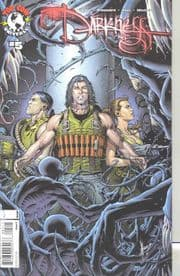 The Darkness #5 Cover A Keown (2008) Top Cow comic book
