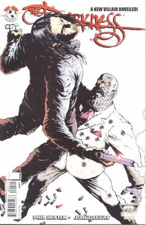 The Darkness #9 #73 Cover A Lucas (2008) Top Cow comic book
