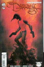 The Darkness #9 #73 Cover B Timson (2008) Top Cow comic book