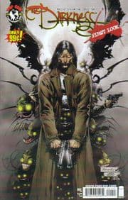 The Darkness First Look (2007) Top Cow comic book