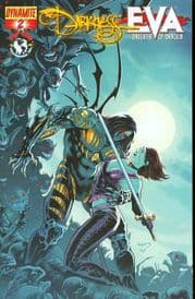 The Darkness vs. Eva #2 Dynamite Entertainment US Import