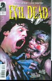 The Evil Dead #3 Dark Horse Comics US Import