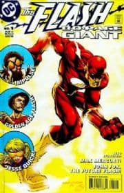 The Flash One Shot Comics