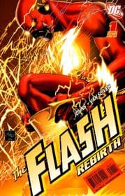 The Flash Rebirth Comics