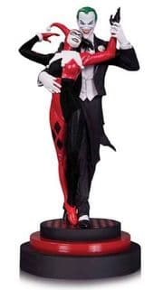 The Joker And Harley Quinn Statue Batman First Edition MIB DC Collectibles