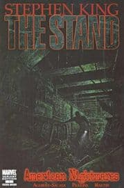 The Stand American Nightmares #1 Lincoln Tunnel Retail Variant (2009) Stephen King Marvel comic