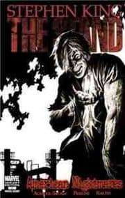 The Stand American Nightmares #2 Mike Perkins Retail Sketch Variant 1:75 (2009) Stephen King Marvel comic