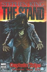 The Stand Captain Trips #1 (2008) Stephen King Marvel comic book