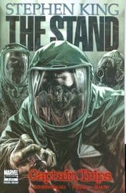 The Stand Captain Trips #2 (2008) Stephen King Marvel comic book