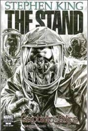 The Stand Captain Trips #2 Bermejo Retail Sketch Variant (2008) Stephen King Marvel comic book