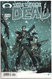 The Walking Dead #5 First Print 2004 NM Death Of Amy Image comic book