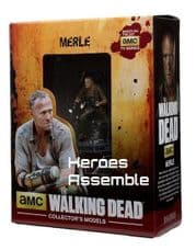 The Walking Dead Collector's Models Collection #06 Merle Eaglemoss