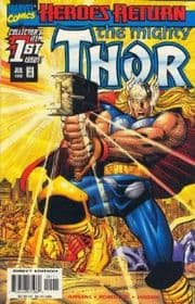 Thor Comics, The Mighty (1998 Series)