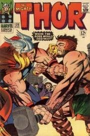Thor, The Mighty (1966 Series)