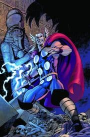 Thor Truth Of History #1 (2008) Marvel comic book