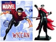 Classic Marvel Figurine Collection #198 Wiccan Eaglemoss Publications