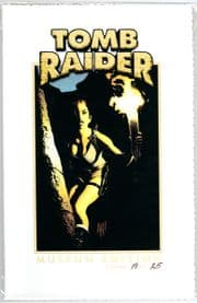 Tomb Raider Journeys #3 Museum Edition Adam Hughes Cover Ltd 25 Jay Company