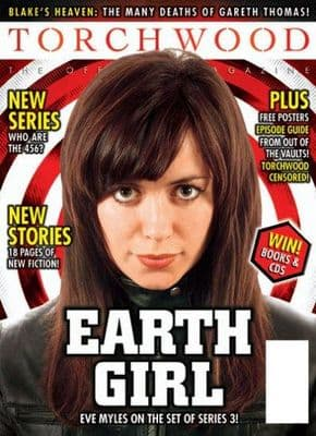 Torchwood Official Magazine #11