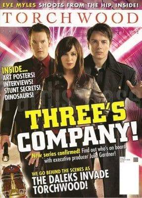 Torchwood Official Magazine #7