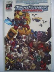 Transformers Armada More Than Meets The Eye Guidebook #2 2003