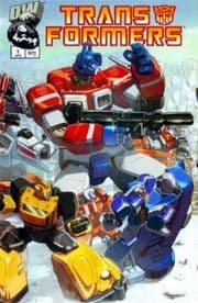 Transformers Comics Generation One Volume 2