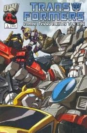 Transformers Comics More Than Meets The Eye