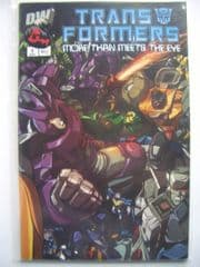 Transformers More Than Meets The Eye Guidebook #2 2003
