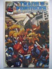 Transformers More Than Meets The Eye Guidebook #4 2003