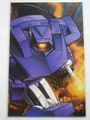 Transformers Spotlight #0 Shockwave Virgin Retail Incentive Variant IDW comic book