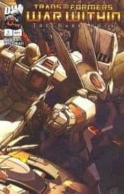 Transformers The War Within Comics The Dark Ages