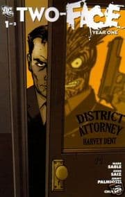 Two Face Year One Comics