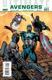 Ultimate Comics Avengers Comics