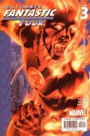 Ultimate Fantastic Four #3 Marvel Comics US Import