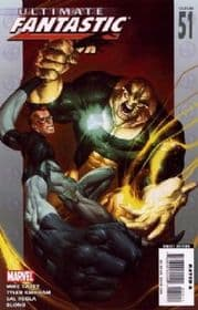 Ultimate Fantastic Four #51 Marvel Comics US Import