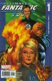 Ultimate Fantastic Four Comics