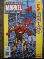 Ultimate Marvel Team-Up #5 Iron Man Spider-man
