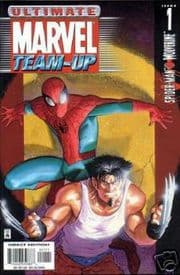 Ultimate Marvel Team-Up Comics