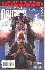 Ultimate Origins #3 Variant (2008) Marvel comic book