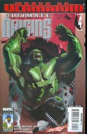 Ultimate Origins #4 (2008) Hulk Marvel comic book