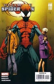 Ultimate Spider-man #111 Cover B